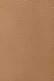 brun läderlampatextur Arkivbild