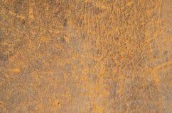 brun lädertextur Arkivbilder