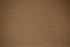 brun lädertextur royaltyfri bild