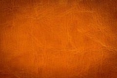 Brun lädertextur som bakgrund Abstrakt begrepp Arkivfoto