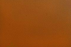 brun mörk lädertextur Royaltyfri Bild