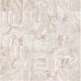 Brun marmormosaiktextur. Arkivfoton