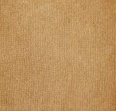 brun material väv Royaltyfri Foto