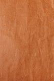 brun mullbärsträdpapperstextur Royaltyfria Bilder