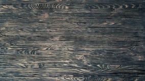 Brun naturlig texturerad träbakgrund Royaltyfri Foto