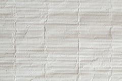 Brun pappers- wellpapptextur som en bakgrund f?r presentationen, abstrakt begrepp ?teranv?nder pappers- textur f?r design royaltyfria foton