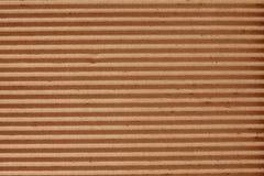 brun pappstruktur Royaltyfria Bilder