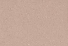 Brun papptexturcloseup Arkivbild