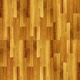 brun parkett Arkivfoto