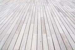Brun plankapanel för trä för golv Royaltyfria Bilder