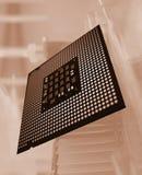 brun processor Fotografering för Bildbyråer