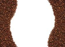brun ram 2 Royaltyfri Foto