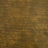 Brun Retro lädertrycktextur Arkivbilder