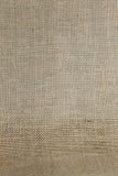Brun säckvävbakgrund Arkivbilder