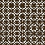 Brun seamless abstrakt bakgrund Arkivfoton