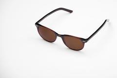 brun solglasögon Arkivbilder