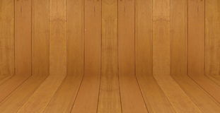 Brun sombre en bois de conception de pièce de fond de papier peint de vintage de texture de plancher en bois de mur image libre de droits