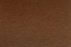 Brun stil för pappers- påse eller gammalt sepiapergament för broschyr eller rengöringsduk Arkivfoton