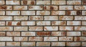 Brun tegelsten texturerar Royaltyfri Foto