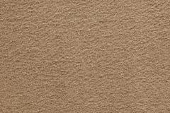 Brun textur av ulligt tyg Royaltyfria Bilder