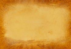 Brun tom bakgrund Arkivbilder