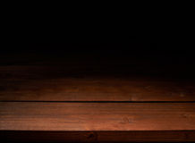 Brun träbrädebakgrundssammansättning Arkivbilder