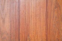 Brun träpanelbakgrund Royaltyfri Foto