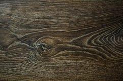 Brun trätextur eller bakgrund Royaltyfri Foto
