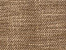 brun tygprovkartaprövkopia Arkivbilder