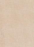 Brun tygtextur för bakgrund Arkivbilder