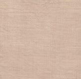 Brun tygtextur för bakgrund Royaltyfri Bild