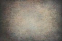 Brun vignetting hand-målad bakgrund royaltyfria foton