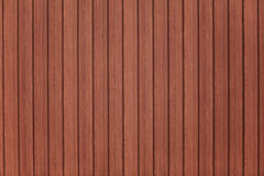Brun wood modell Arkivfoton