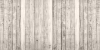 Brun wood panorama för bakgrund för plankaväggtextur Arkivbild