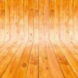 Brun wood textur och bakgrund Arkivbilder