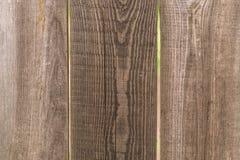 Brun wood textur, staket stiger ombord, bakgrund Royaltyfri Foto