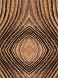 Brun wood yttersida Royaltyfri Bild