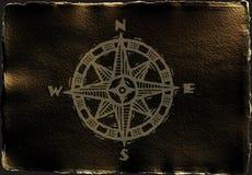 bruna compas Arkivbild