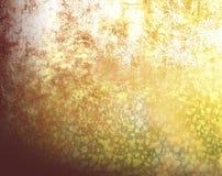 bruna guldlinjer Royaltyfria Foton