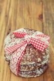bruna kakor för bakgrund Royaltyfria Bilder