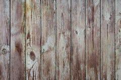 Bruna träbrädeplankor bakgrund, textur Arkivfoton
