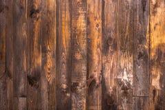 Bruna trälodlinjebräden Textur för bakgrunden Horisontal inrama Royaltyfri Foto