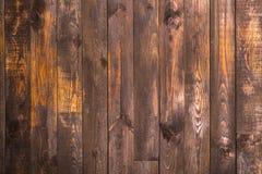 Bruna trälodlinjebräden Textur för bakgrunden Horisontal inrama Arkivfoto