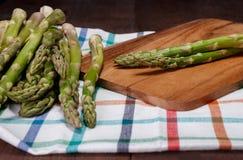 Brunch of aspargus Stock Images