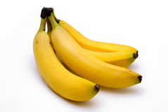Brunch della banana fotografia stock libera da diritti