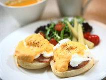 BRUNCH Royalty Free Stock Photography