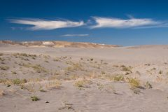 Bruneau Dunes State Park Stock Photo