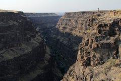 Bruneau kanjon, idaho, USA Arkivfoto