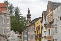 Bruneck Stock Photo