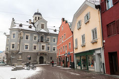 Bruneck Royalty Free Stock Photography
